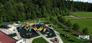 PenMet Parks Aerial